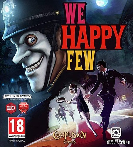 We Happy Few (2018) PC | RePack by xatab