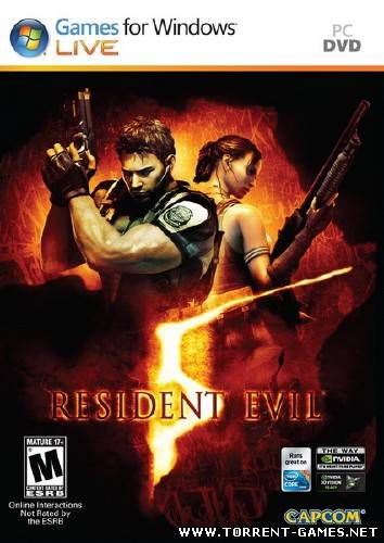 Resident Evil 5 / Обитель Зла 5 (2009) Repack