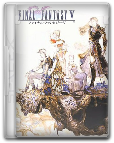 Final Fantasy V (2015) PC | RePack от SpaceX