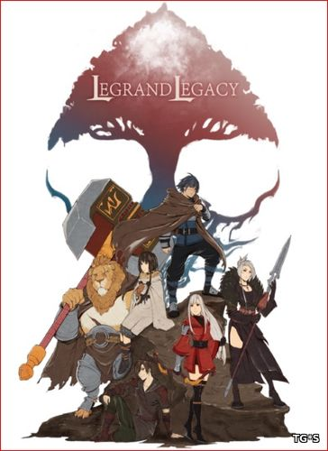 LEGRAND LEGACY: Tale of the Fatebounds [ENG / v 1.0.2] (2018) PC | RePack by FitGirl