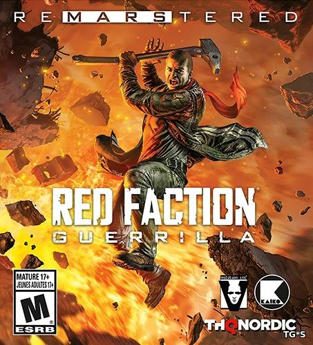 Red Faction Guerrilla Re-Mars-tered [v 1.0 cs:4851] (2018) PC | RePack by =nemos=