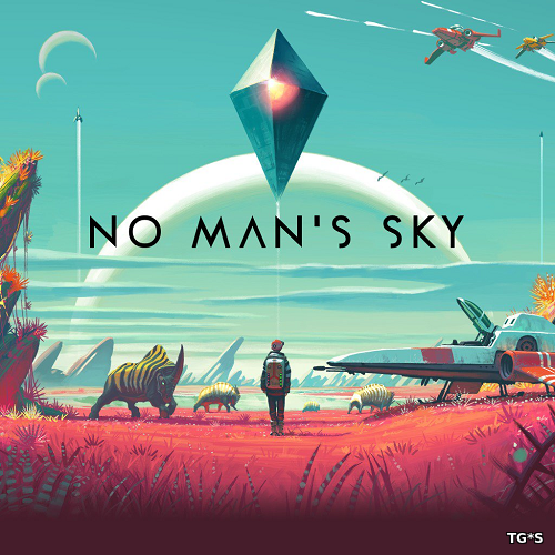 No Man's Sky [v 1.32 + DLC] (2016) PC | RePack by R.G. Механики