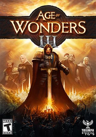 Age of Wonders 3: Deluxe Edition [v1.800 + 4 DLC] (2017) PC | Steam-Rip от Let'sРlay