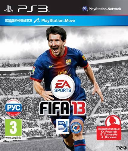 FIFA 13 (2012) PS3