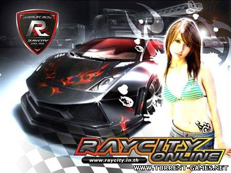 RayCity / MMOG, racing [2010] PC