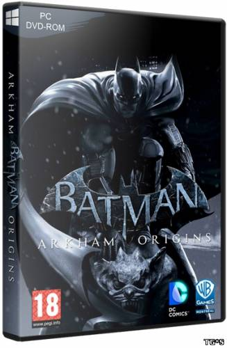 Batman: Arkham Origins (2013) PC | Rip от xatab