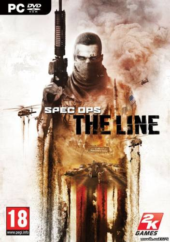 Spec Ops: The Line (2012/PC/RePack/Rus) by R.G. Механики