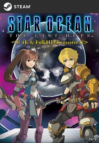 STAR OCEAN™ - THE LAST HOPE -™ 4K & Full HD Remaster [ENG/JAP] (2017) PC | RePack by R.G. Catalyst