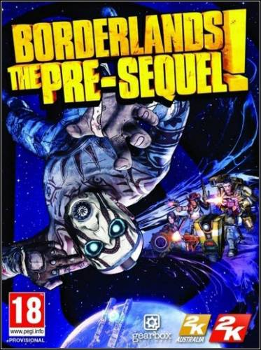Borderlands: The Pre-Sequel [v 1.0.7 + 6 DLC] (2014) PC | RePack by Mizantrop1337