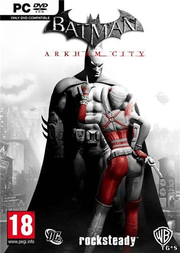 Batman: Arkham City (2011) PC | RePack от R.G. Механики