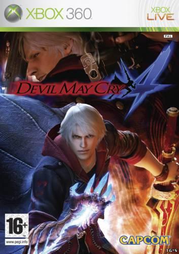 [GOD] Devil May Cry 4 [Region Free/ENG] от R.G. Union GoOD Games