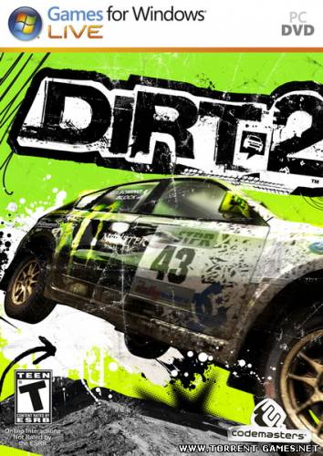 Colin McRae: DiRT 2 (RePack) 2009 3.1GB