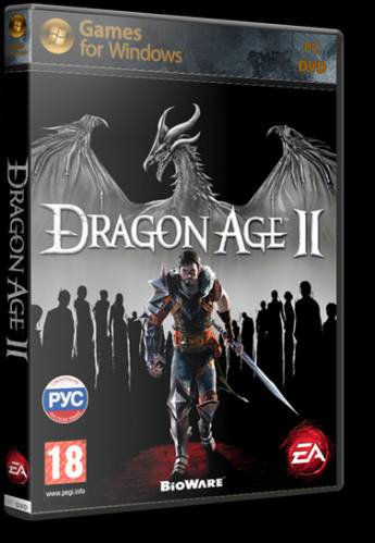 Dragon Age 2 v1.03 (+12 DLC) (Electronic Arts) (RUS/ENG) [Lossless Repack]