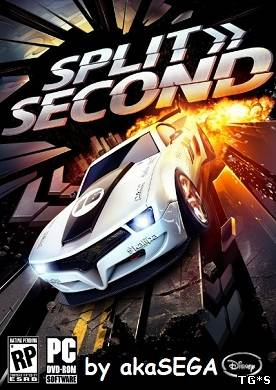 Split Second: Velocity (2010) PC | RePack от R.G. UPG