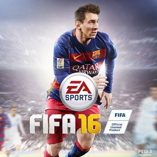 FIFA 16: Super Deluxe Edition [2015, RUS(MULTI), [L]