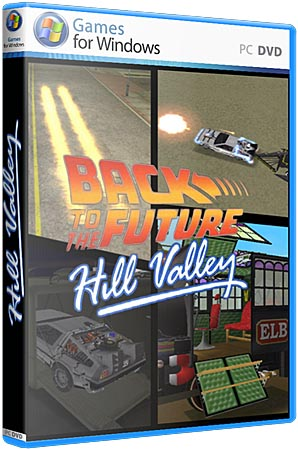 GTA / Grand Theft Auto: Vice City - BTTF Hill Valley (2003-2015) PC | RePack