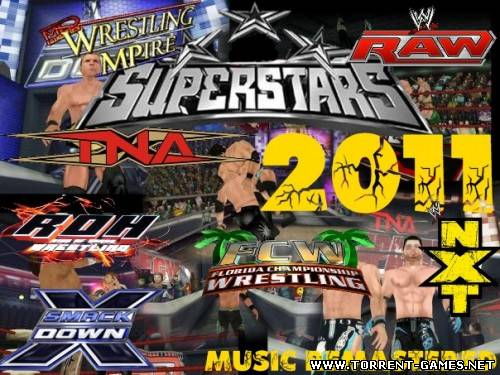 Wrestling Mpire 2011 [2.01] [RePack] [ENG / ENG] (2011)