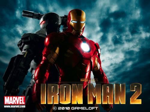 Iron Man 2(Wii)
