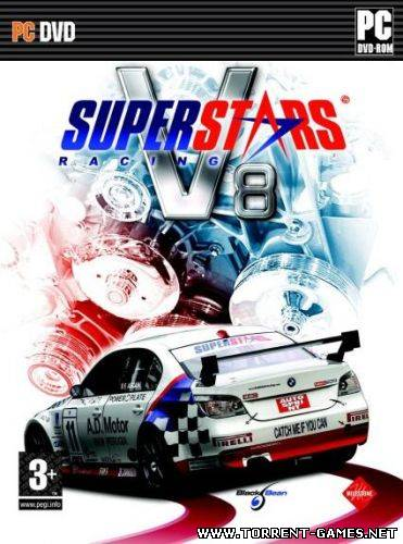 Superstars V8 Racing (2009) PC | RePack