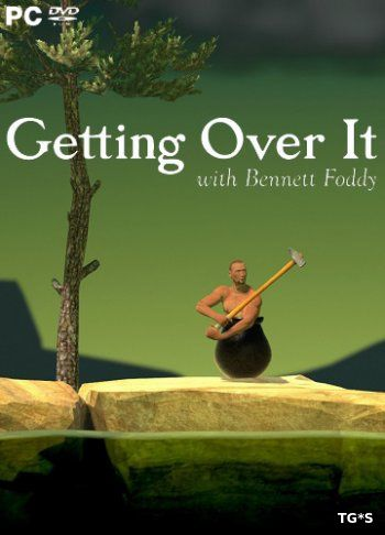 Getting Over It with Bennett Foddy [RUS / v 1.5] (2017) PC