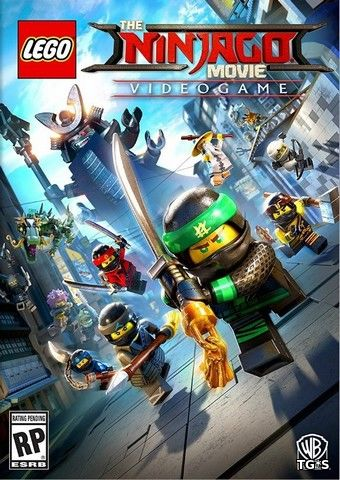 The LEGO NINJAGO Movie Video Game (2017) PC | Лицензия