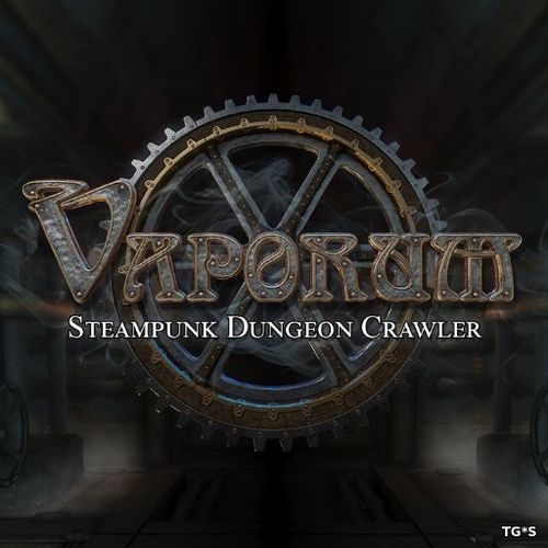 Vaporum [ENG] (2017) PC | Лицензия