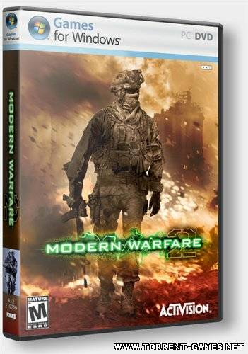 Call of Duty: Modern Warfare 2 [MultiPlayer Only] обновлено 11.10.10 (2010/PC/Rus)