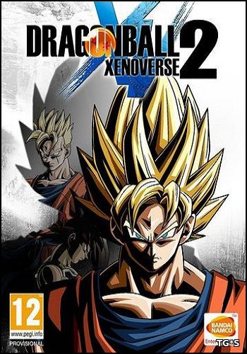Dragon Ball: Xenoverse 2 [v 1.07.00 + 10 DLC] (2016) PC | RePack