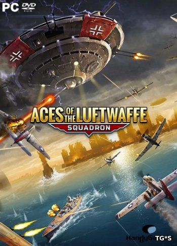 Aces of the Luftwaffe - Squadron [ENG] (2018) PC | Лицензия