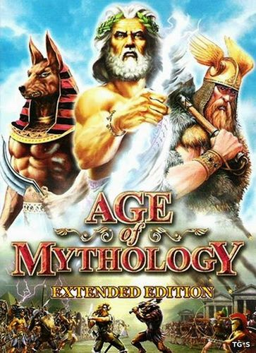 Age of Mythology: Extended Edition [v 2.6.0 + DLC] (2014) PC | RePack by qoob