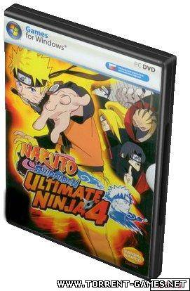 Ultimate Ninja 4: Naruto Shippuuden (2009/PC/Rus)