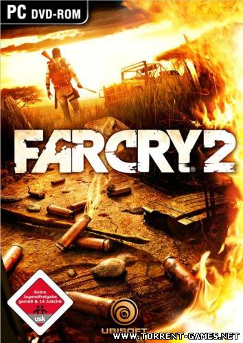 Far Cry 2 (2008) Mega RePack (TG*s)