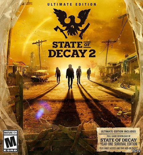 State of Decay 2 [v 1.3273.8.2 + DLCs] (2018) PC | Лицензия