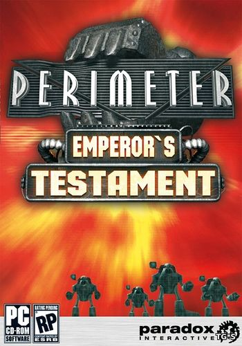 Perimeter: Emperor's Testament / Периметр: Завет Императора [GoG] [2005|Rus|Eng]
