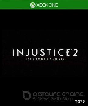 Новый сюжетный трейлер Injustice 2