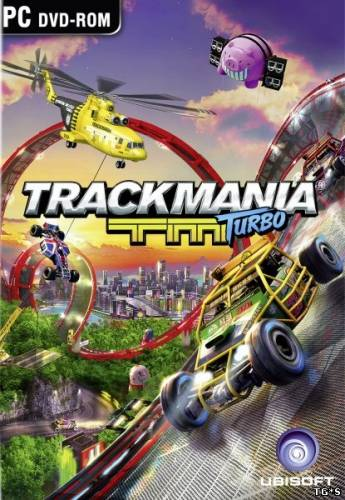 Trackmania Turbo (2016) PC | RePack by Choice
