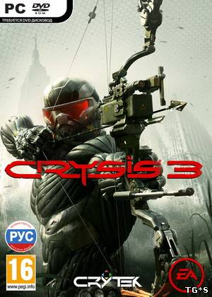 Crysis 3 (2013) [v. 1.2] [RUS][ENG][RUSSOUND] [RePack] от z10yded