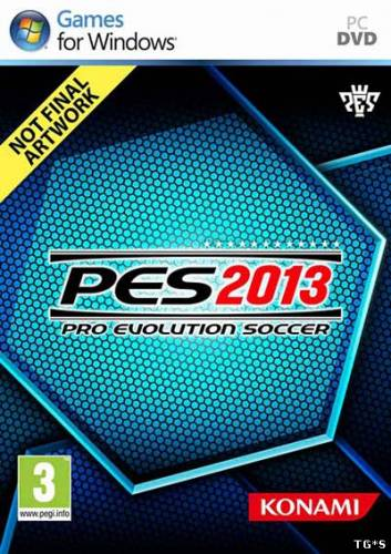 Pro Evolution Soccer 2013 + Patch (2012) PC | RePack R.G. Element Arts