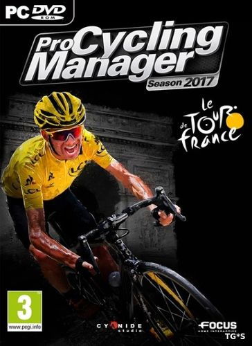 Pro Cycling Manager Season 2017 (ENG/MULTI10) [Repack]