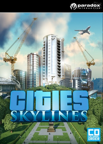 Cities: Skylines - Deluxe Edition [1.9.1-f3] (2015) PC | RePack by R.G. Catalyst