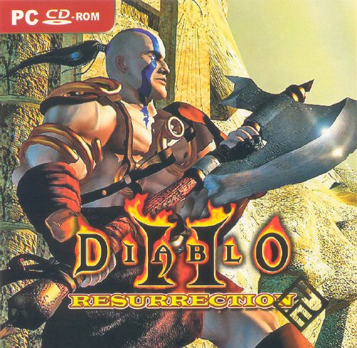 Diablo 2: Resurrection (2005) [RUS] [RUSSOUND] [P]