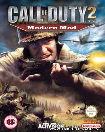 Call of Duty 2 - Modern Mod (2010) PC