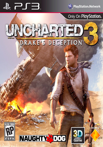 Uncharted 3: Иллюзии Дрейка / Uncharted 3: Drake's Deception [NEW! FIXED PACKED FULLRip][RUSSOUND]