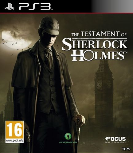 The Testament of Sherlock Holmes (Undub) [EUR/RUS] (PS3)