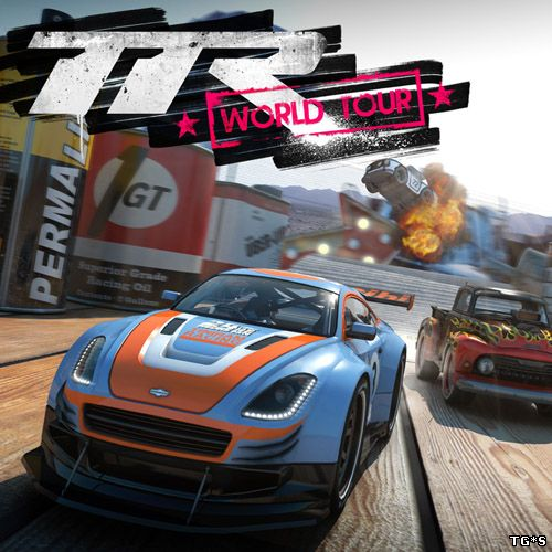 Table Top Racing: World Tour [Update 1 + DLC] (2016) PC | RePack от Pioneer