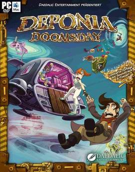Deponia Doomsday (2016) PC | RePack by SeregA-Lus