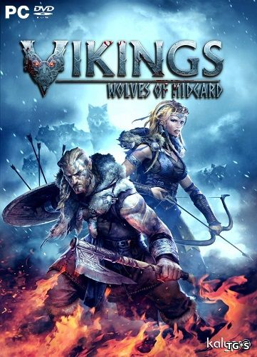 Vikings - Wolves of Midgard (2017) [RUS/ENG][Repack] от xatab