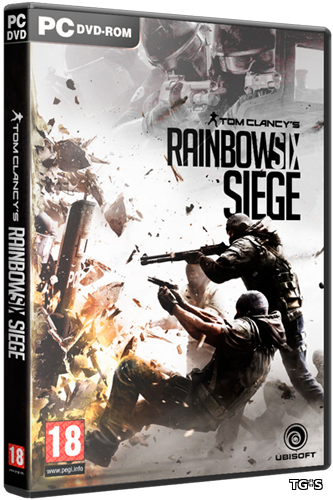 Tom Clancy's Rainbow Six: Siege [Update 22 + 3 DLC] (2015) PC | RePack от =nemos=