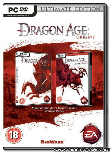 Русификатор Dragon Age - Ultimate Edition (ENPY Studio / IMK team) (RUS)