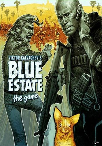 Blue Estate The Game (2015) PC | Лицензия